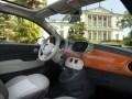 Особый Fiat 500 в ретро-стиле посвятили юбилею модели - фото 11