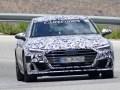 Спортивная версия Audi A7 впервые замечена на тестах - фото 1