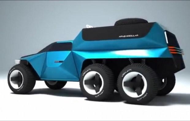 концепт автомобиль для малых грузов дипломный проект