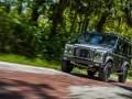 Перестроенный Land Rover Defender получил имя Kingsman - фото 6