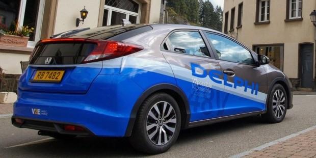 Технологии Delphi собираются «вылечить» Европу и Китай от дизельной зависимости