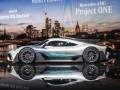 Mercedes-AMG Project One: живые фото первого гиперкара Мерседес - фото 15