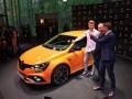 Новый Renault Megane RS получил полноуправляемое шасси и «робот» - фото 11