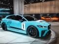 Jaguar запустил гоночный монокубок для электрических кроссоверов - фото 2