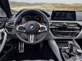 BMW M5 2018: живые фото с Франкфуртского автосалона - фото 28