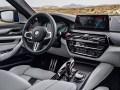 BMW M5 2018: живые фото с Франкфуртского автосалона - фото 29