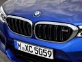 BMW M5 2018: живые фото с Франкфуртского автосалона - фото 35