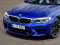 BMW M5 2018: живые фото с Франкфуртского автосалона - фото 36