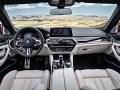 BMW M5 2018: живые фото с Франкфуртского автосалона - фото 57
