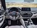 BMW M5 2018: живые фото с Франкфуртского автосалона - фото 58