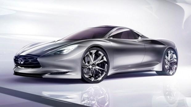 1-ый серийный электромобиль Инфинити дебютирует в 2019