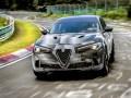 Alfa Romeo Stelvio Quadrifoglio стал быстрейшим кроссовером Нюрбургринга - фото 4