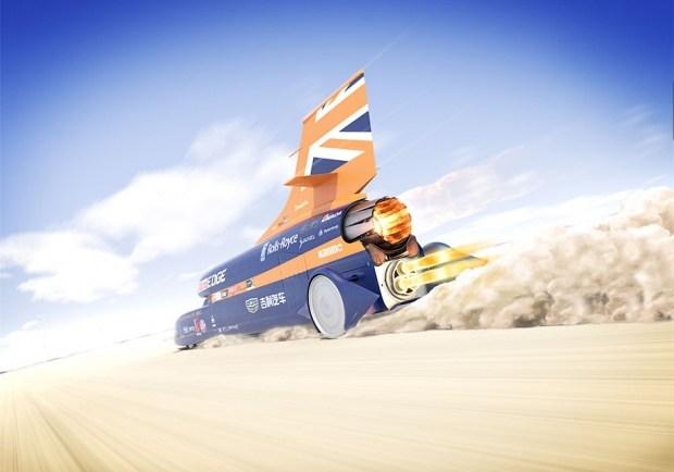 Самый быстрый автомобиль в мире поставит новый рекорд