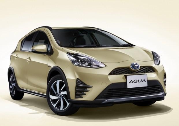 Toyota Aqua Crossover