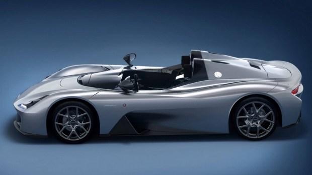 Dallara выпустит дорожный спорткар