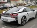 BMW вывела на тесты новую модификацию i8 - фото 1