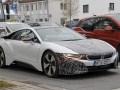 BMW вывела на тесты новую модификацию i8 - фото 4