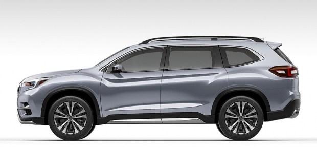 Концепт Subaru Viziv-7