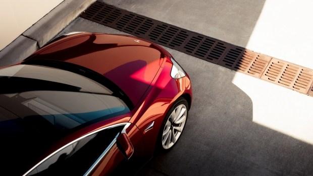 Самая дешевая Tesla: названы сроки появления ицена в Российской Федерации