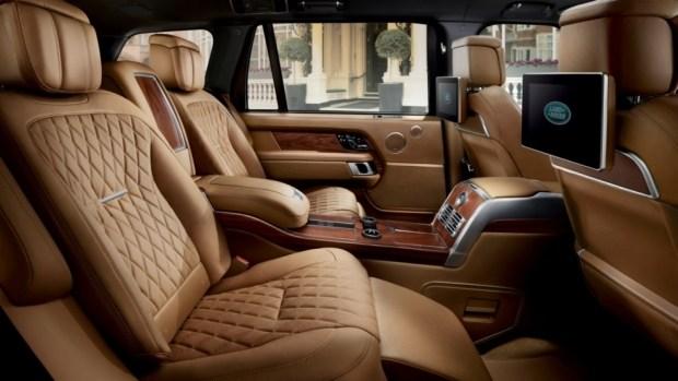 Улучшенный Range Rover SVAutobiography рассекретили допремьеры