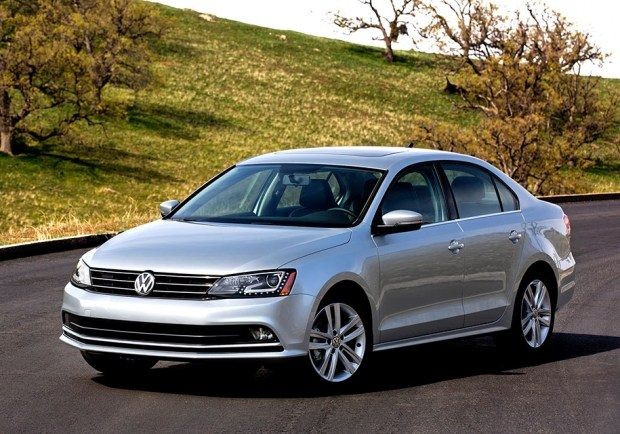 Volkswagen Jetta текущего поколения