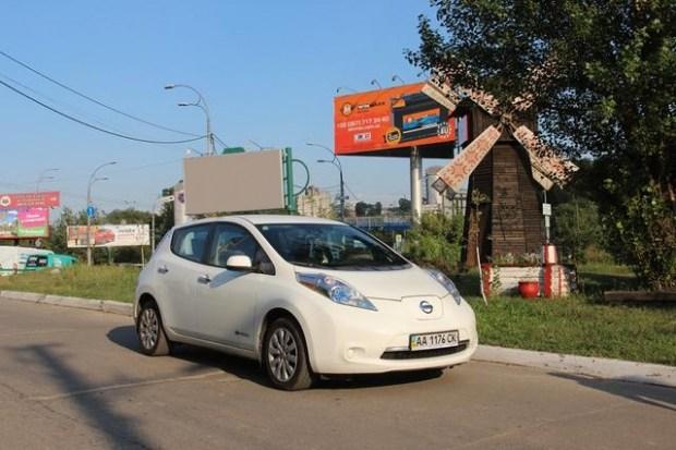 ВУкраинском государстве продажи электрокаров за10 месяцев увеличились на227%