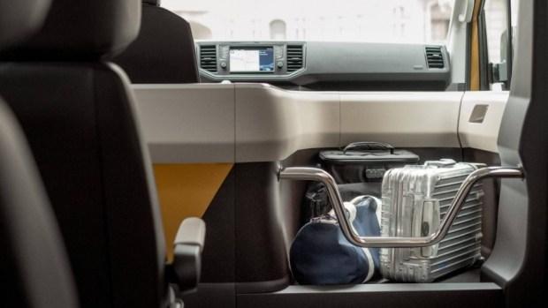 Фольксваген  начинает выпуск электромаршруток для конкуренции сUber