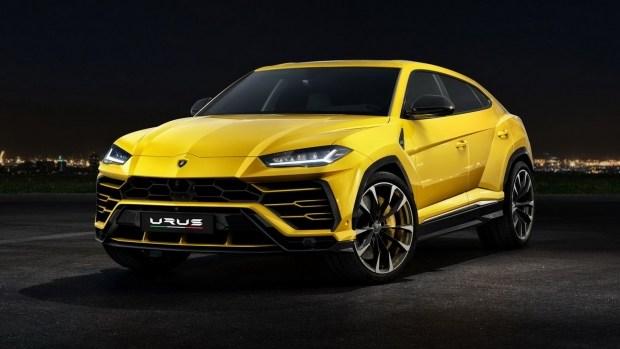 Lamborghini создал самый быстрый вмире вседорожный автомобиль