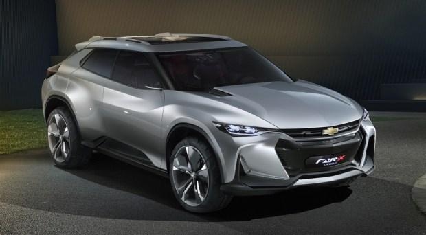 концепт Chevrolet FNR-X