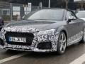 На тестах замечен обновлённый Audi TT RS - фото 1