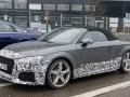 На тестах замечен обновлённый Audi TT RS - фото 3