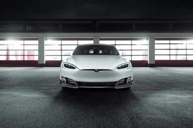 Тюнеры изNovitec превратили Tesla Model S в чудный седан