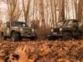 Немецкий тюнер превратил Jeep Wrangler в классический «Виллис» - фото 5