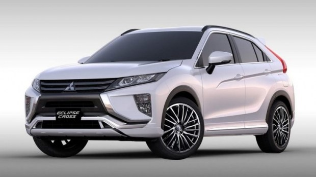 Кроссовер Mitsubishi Eclipse Cross Premium Sports