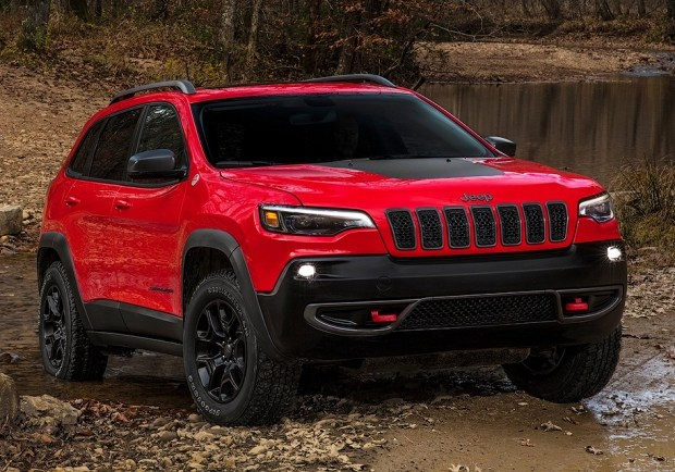 Обновленный Jeep Cherokee Trailhawk