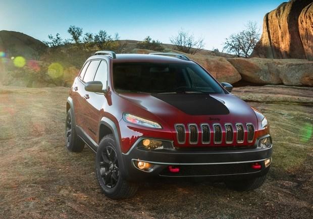Дорестайлинговый Jeep Cherokee Trailhawk