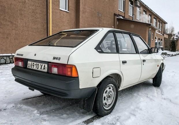 Найден 25-летний «Москвич-2141» без пробега