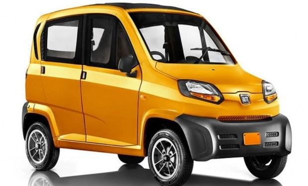 В государство Украину прибыли дешевые машины— Компактный иэкологичный