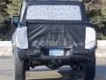 Новый пикап Jeep Scrambler выехал на тесты - фото 3
