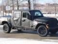 Новый пикап Jeep Scrambler выехал на тесты - фото 6