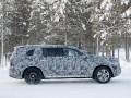 Mercedes вывел на зимние тесты новый GLS - фото 8