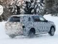 Mercedes вывел на зимние тесты новый GLS - фото 11