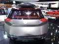 Шестиместный вседорожник Nissan получил семь экранов и рыбку - фото 8