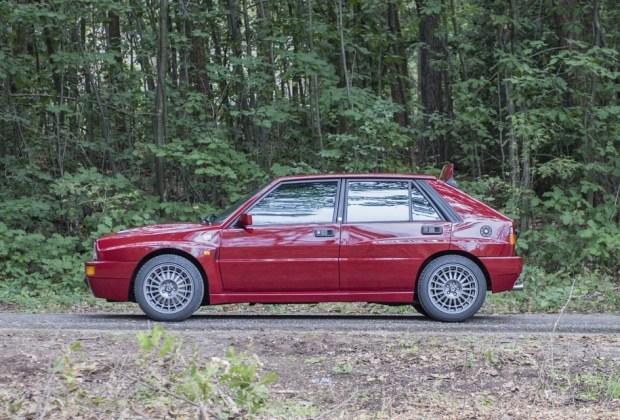 Прошальное издание машины — Lancia Delta HF Integrale Evoluzione II Final Edition — выпустили в количестве 250 экземпляров.