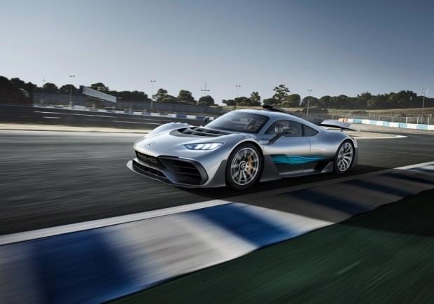 Mercedes-AMG Proejct One