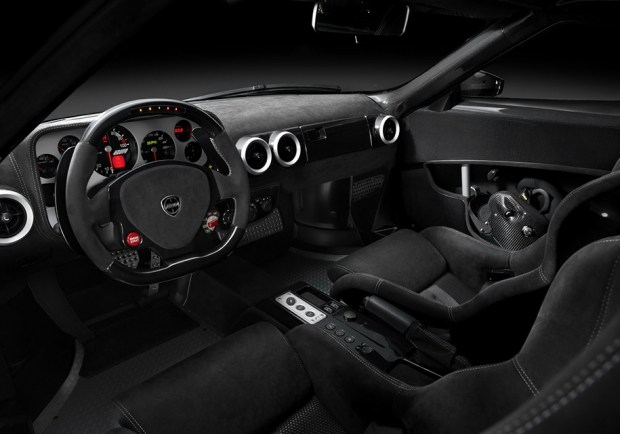 Ралли-кар Лансия Stratos будет возрожден ввиде 550-сильного купе