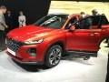 «Премиальный» Hyundai Santa Fe представлен на Женевском автосалоне - фото 1