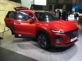 «Премиальный» Hyundai Santa Fe представлен на Женевском автосалоне - фото 2