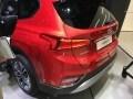 «Премиальный» Hyundai Santa Fe представлен на Женевском автосалоне - фото 7