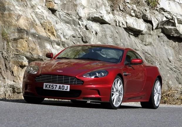 Aston Martin DBS, выпускавшийся с 2007 по 2012 годы